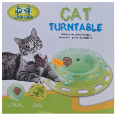 מבוך חטיפים לחתולים