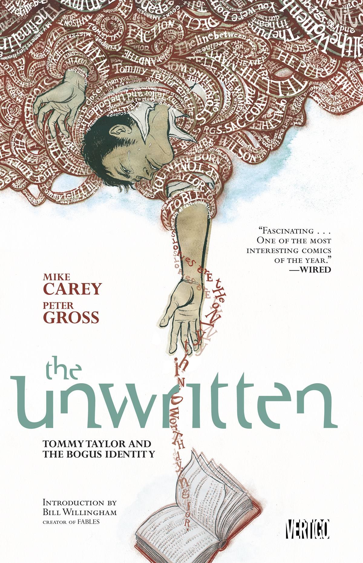 The Unwritten Vol. 1