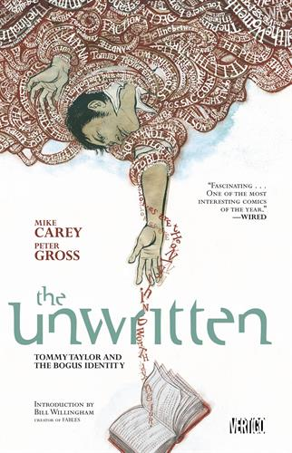 The Unwritten Vol. 1