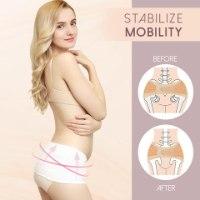 חגורת בטן תומכת ומעצבת במיוחד- BellyBeltSSD