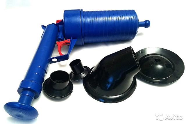 Blaster לפתיחת סתימות כיורים,אמבטיות ושירותים
