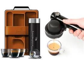 Handpresso Wild Hybrid-ערכת מכונת אספרסו היברידית +10 פודים מתנה.