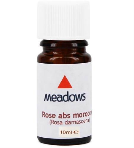 """שמן ארומתרפי רוז אבסולוט מרוקו מדולל 5% בחוחובה 10 מ""""ל - Rose Absolute (Morocco) 5% 10cc"""