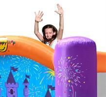 עותק של מתקן קפיצה קלאסי זיקוקים הפי הופ - 9001f - Firework Bouncer Happy Hop