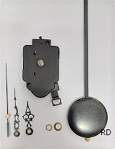 מנגנון לשעון קיר עם מטוטלת