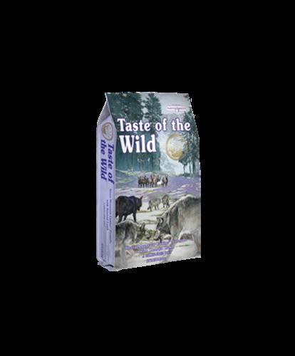 "taste of the wild לכלב בוגר כבש 2 ק""ג"