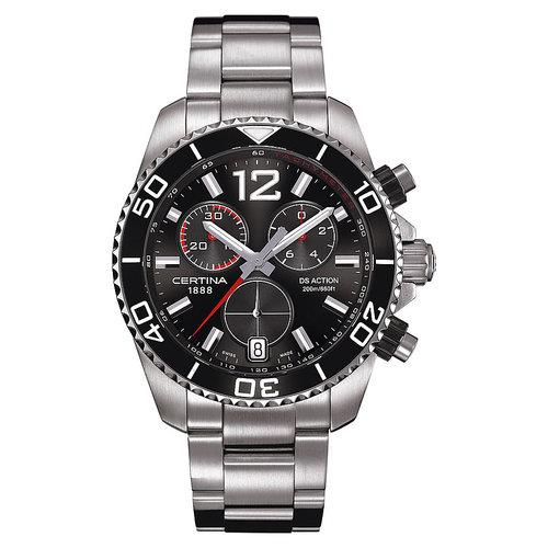 שעון יד אנלוגי סרטינה גברים CERTINA C013.417.11.057.00