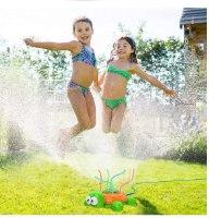 מזרקת מים דמות צב לילדים