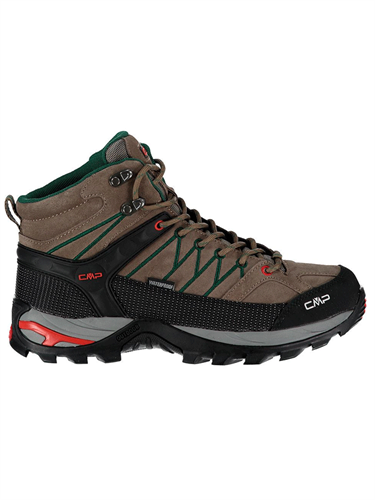 נעלי הרים גברים לטיולים - CMP RIGEL MID Men 3Q12947-58AK
