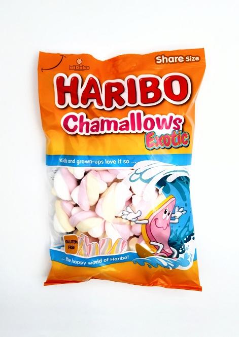 Haribo Marshmallow Exotic