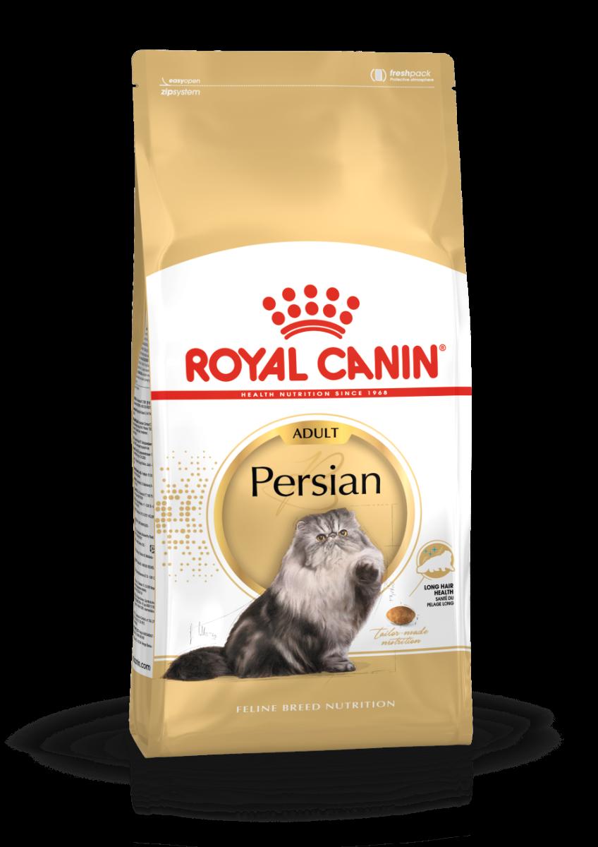 """אוכל לחתולים בוגרים רויאל קנין פרסי 4 ק""""ג"""