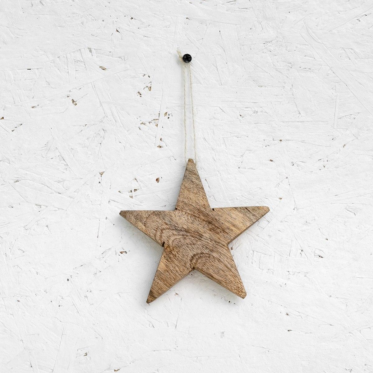 כוכב עץ - טבעי