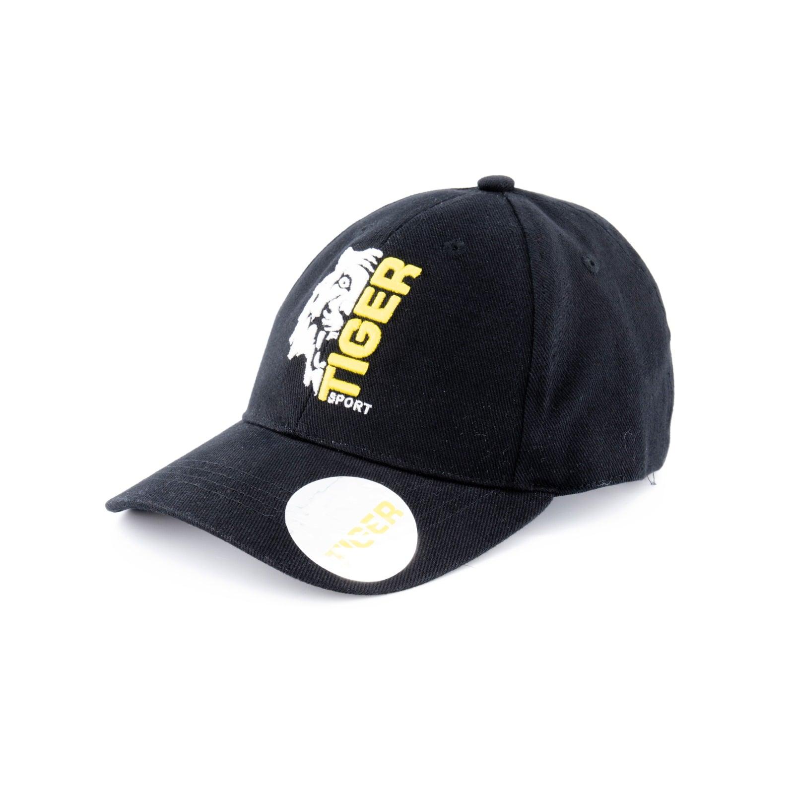 TIGER CAP| כובע פרימיום ONE SIZE צבע שחור