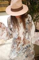 שמלת סיידי פרחונית / SABINA