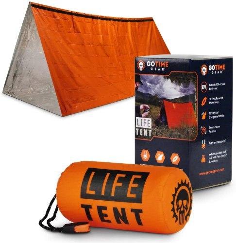 אוהל מחסה-חירום TUBE
