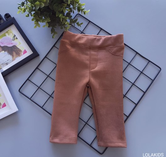 מכנס זמש דגם 1407
