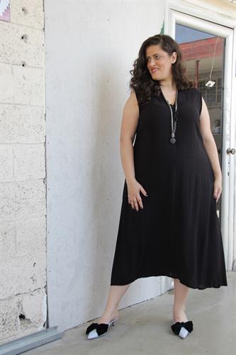 שמלת רובי שחור