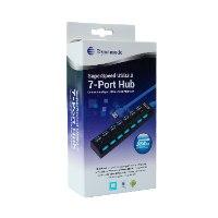 מפצל USB3.0 לחיבור 7 משכשירים בחיבור USB3.0 מבית Dynamode