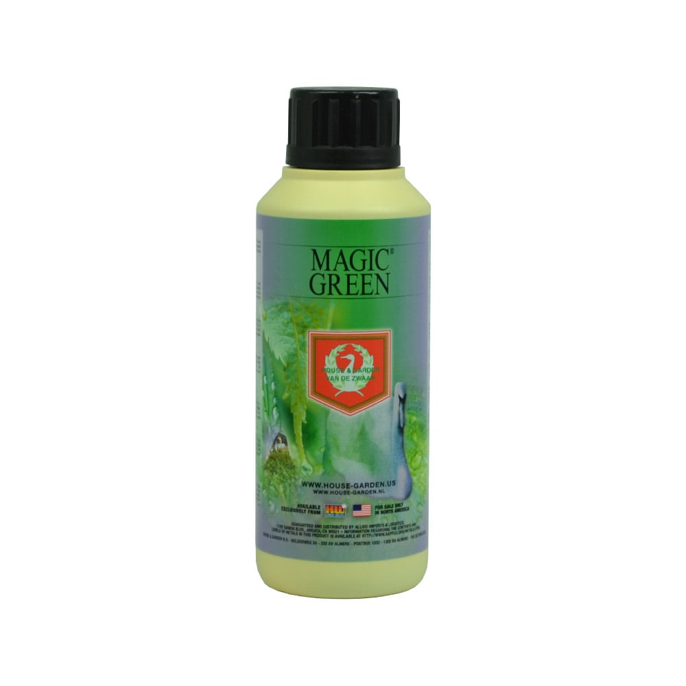 האוס אנד גארדן מחזק עלים HNG Magic Green 250ml