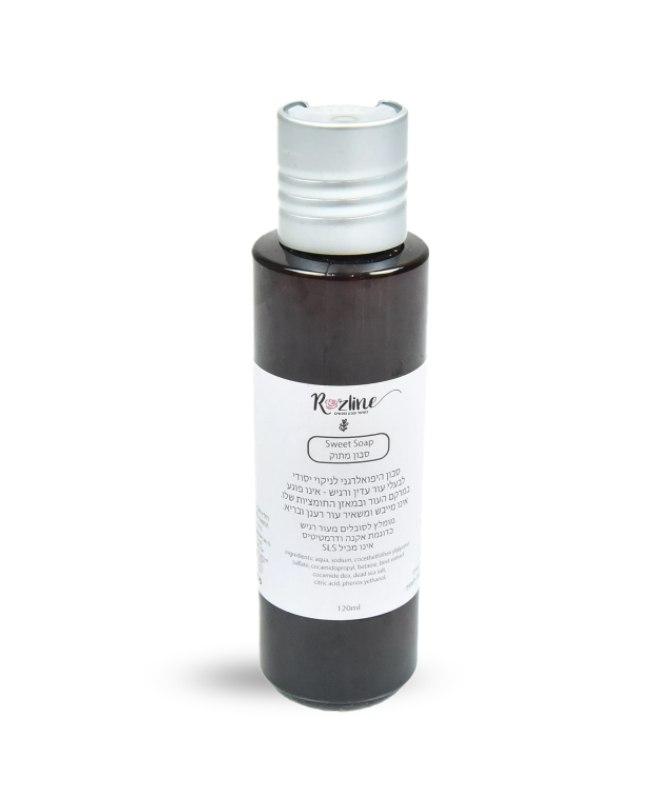 סבון פנים טבעי מתוק Sweet Soap