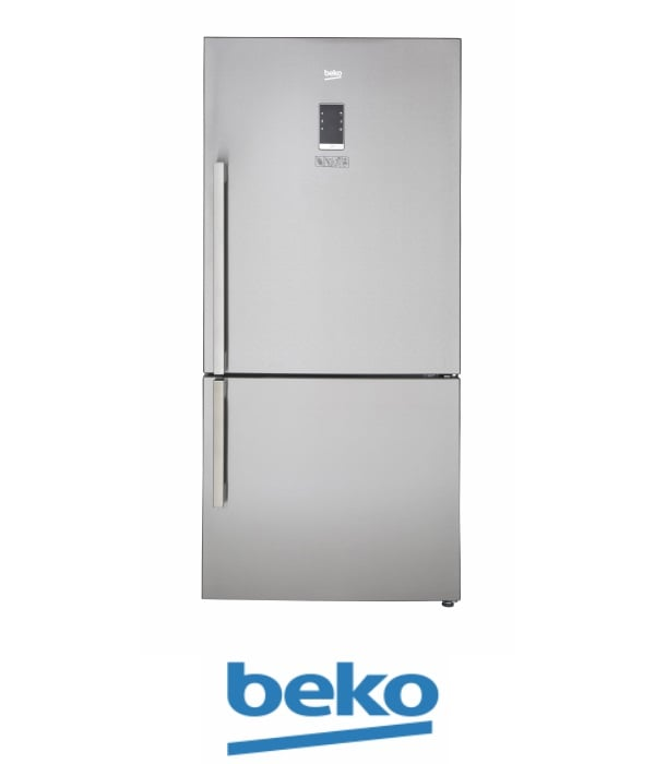 beko מקרר מקפיא תחתון דגם CN160235X