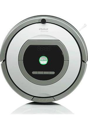 שואב אבק רובוטי ROOMBA765 רומבה iRobot איירובוט