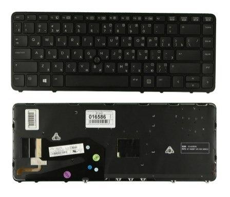 מקלדת מחשב נייד עבור מחשב נייד דגם HP EliteBook 840 G1