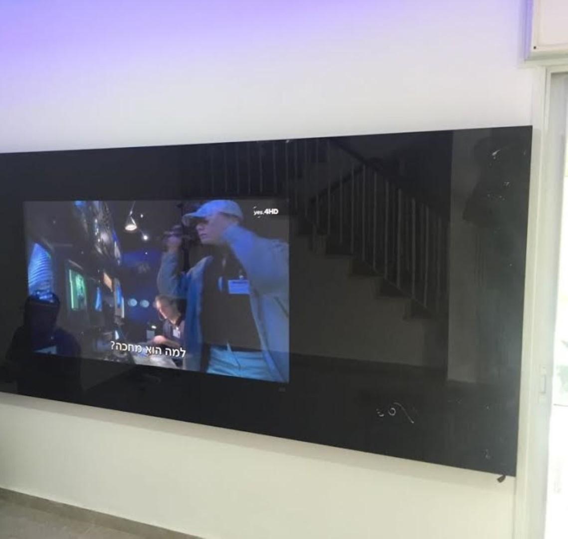 מסך זכוכית לטלויזיה 4