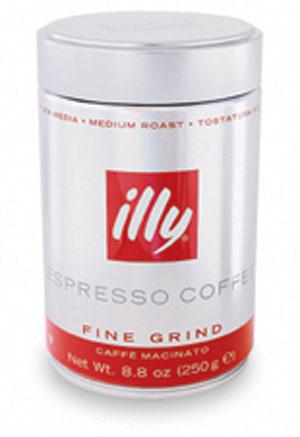 קפה אילי טחון ( ILLY)