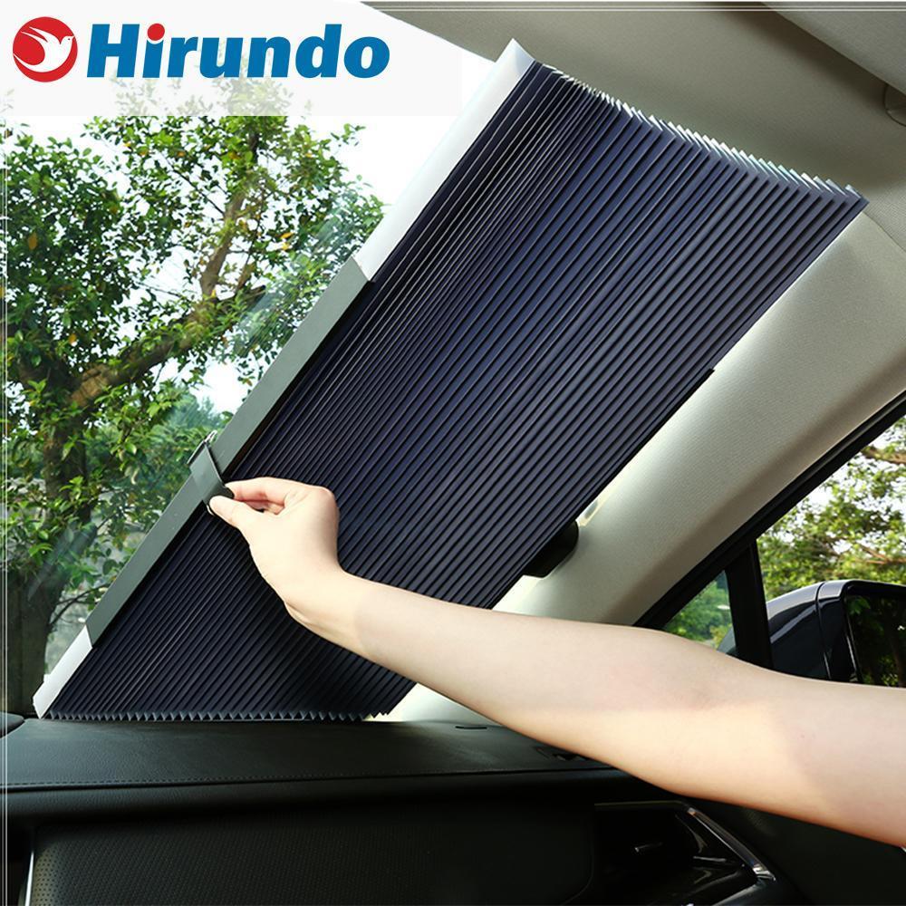 מגן שמשה להיפטר מהחום ברכב