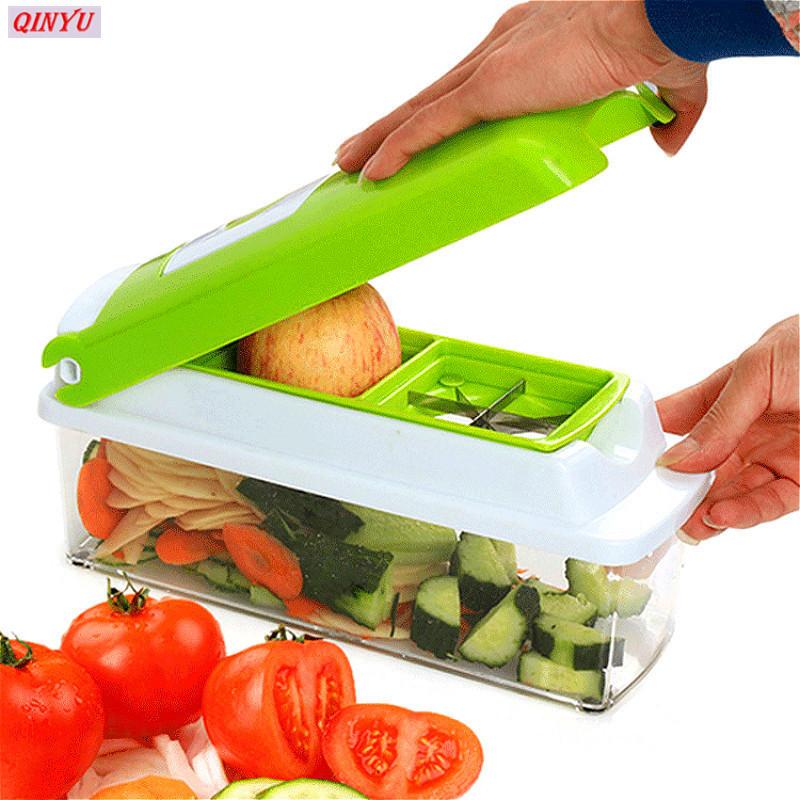 קוצץ ירקות - 12 חלקים