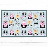 שטיח PVC לאוהבי חתולים