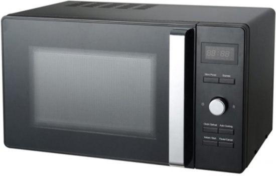 מיקרוגל דיגיטלי 23 ליטר Normande ND-2310 800W - צבע שחור