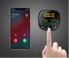 חיבור Bluetooth לרכב