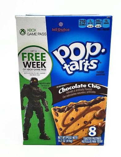 Pop Tarts chocolate
