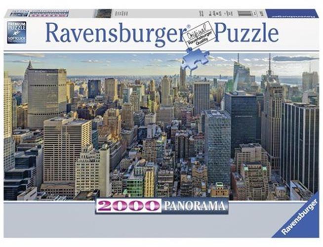 """""""פאזל 2000 חל' - מבט על ניו יורק - פנורמי"""""""