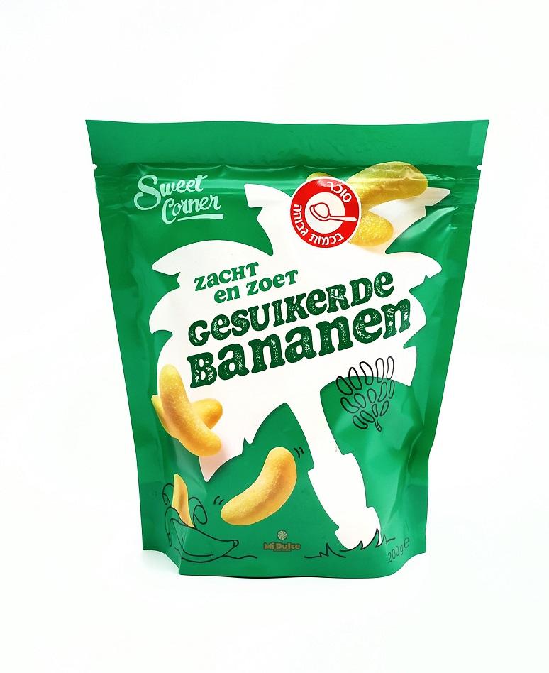 Bananen Gummi
