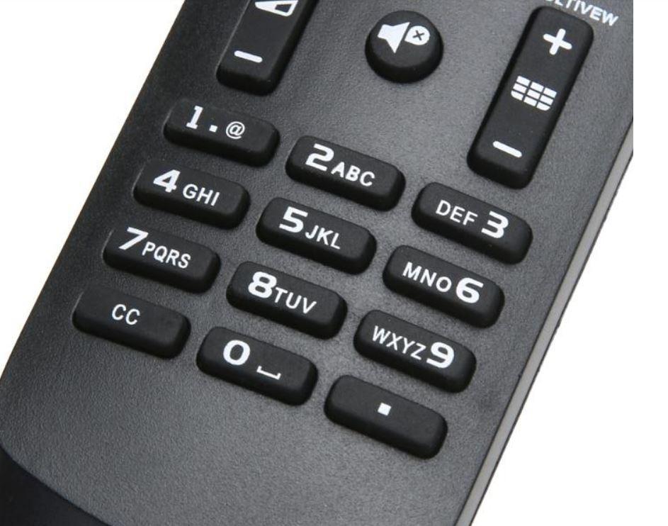 שלט לטלויזיות פיליפס lcd/led/smart