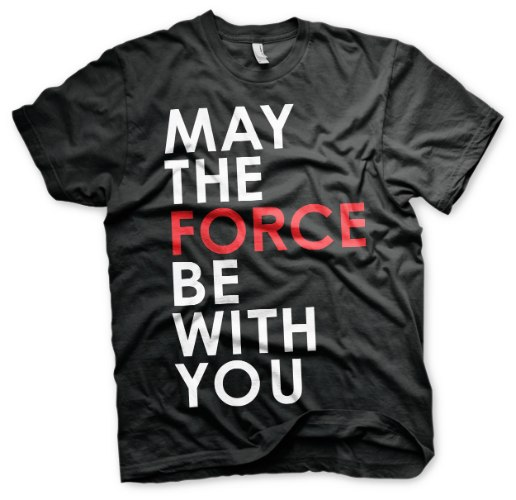 מלחמת הכוכבים - May the Force be with you