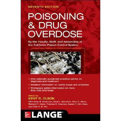 Poisoning and Drug Overdose, 7th Edition