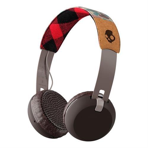 אוזניות קשת אלחוטיות עם מיקרופון Skullcandy GRIND BT