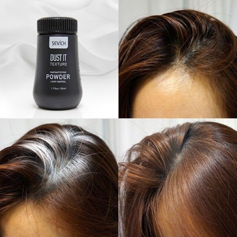 אבקת נפח ועיצוב שיער