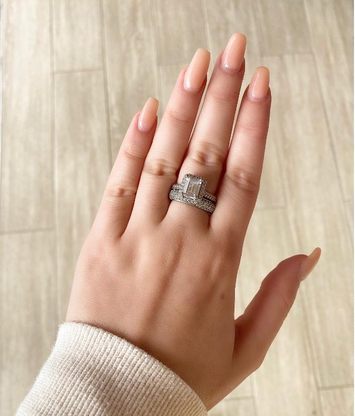טבעת Dior כסף 925