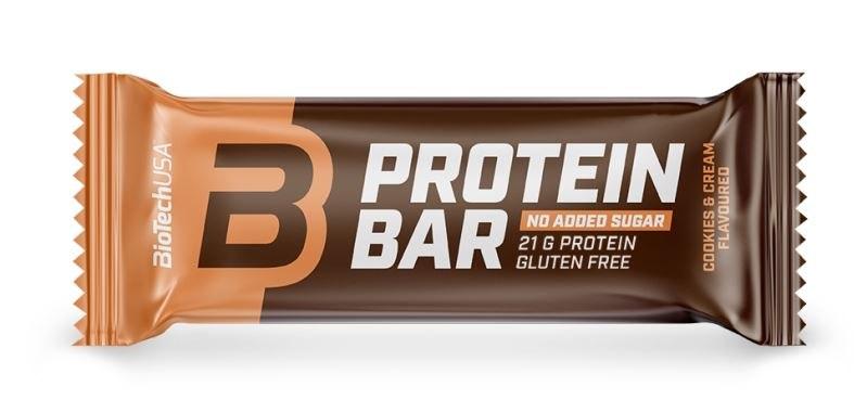 עותק של חטיף חלבון PROTEIN BAR 70G |יחידה 1 יח בטעם קרם עוגיות