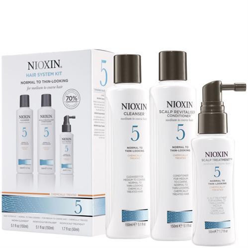 Nioxin System Kit 5 מארז טיפול לשיער
