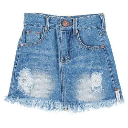 חצאית ג׳ינס - VIEW - מידות 2-16