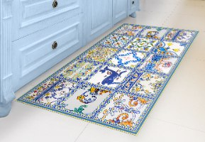 שטיח פי.וי.סי פירנצה TIVA DESIGN קיים בגדלים שונים