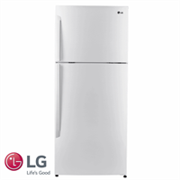 LG מקרר מקפיא עליון 425 ליטר דגם: GR-B485INVW לבן מתצוגה !