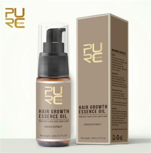 PURC -סרום לעידוד צמיחת השיער