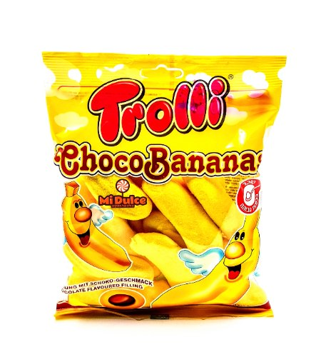 Troli מרשמלו שוקו בננה